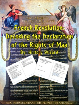 French Revolution: Decoding the Declaration of the Rights of Man