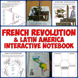 French Revolution Interactive Notebook