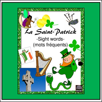 French – Saint Patrick's Day – Saint-Patrick – les mots de