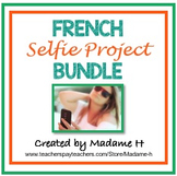 French Selfie Project Bundle