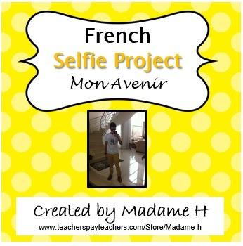 French Selfie Project Mon Avenir
