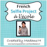 French Selfie Project à l'école