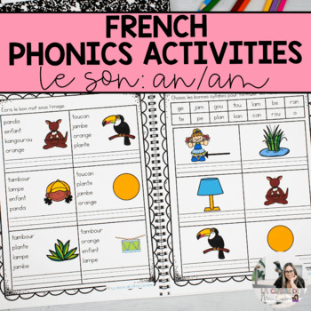 French Sound Activity: an/am