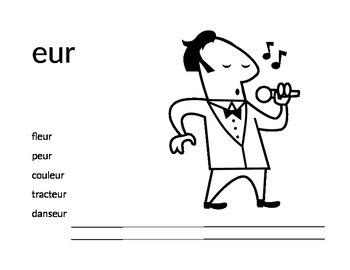French Sound Sheet - eur