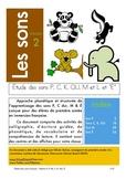 French Sounds / Les sons français - Volume 2: C, K, QU, P,