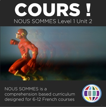 French Storytelling Unit: Marche et court (five-day unit f