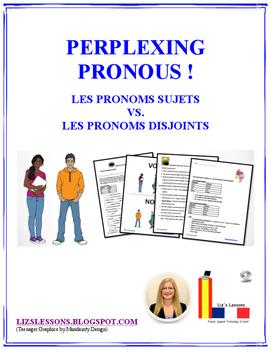 Perplexing Pronouns!