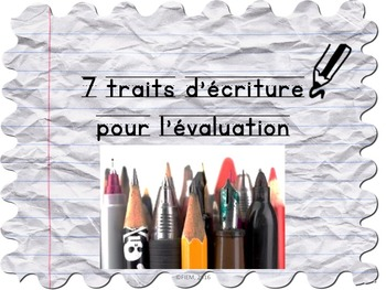 """French: """"Traits d'écriture"""", Posters, French"""
