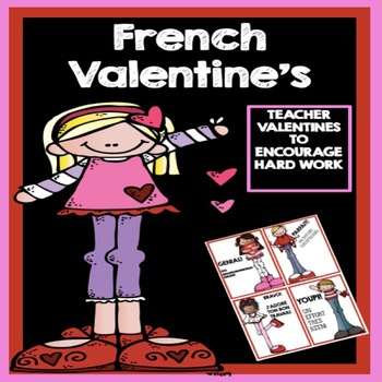 French Teacher Valentine's