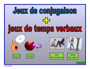 French Verb Games
