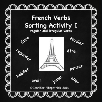 French Verb Sort