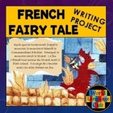 French Verb Tenses, Grammar Review through Fairy Tale Writ