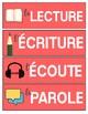 French Visual Schedule - Horaire visuel français
