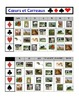 French Animals Speaking Activity: Playing Cards, Groups