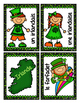 French Word Wall Card Collection - LA SAINT PATRICK