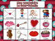 French - Word wall - Valentine's Day FREEBIE!