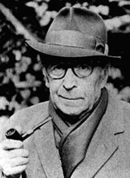 French Writer Georges Simenon