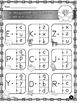 French alphabet - Cahier d'activités de l'élève - L'alphab