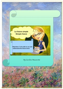 French future simple, le future simple for beginners or in