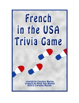 French in the USA Trivia Game