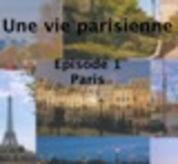 French language multimedia course in 8 lessons for B1-B2 -
