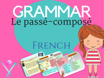 French passé-composé, perfect tense for beginners-intermediate