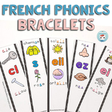 French phonics – Les Sons | French Sounds BRACELETS