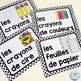 French supply labels
