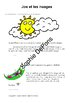 French weather - A story: Léo et les nuages using weather