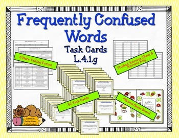 Frequently Confused Words Set 1