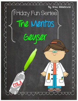 {Friday Fun Series} Mentos and Diet Coke Geyser {Surface T