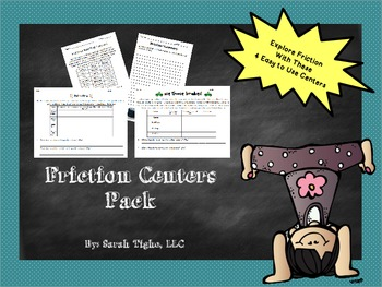Friction Centers Pack
