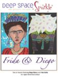 Frida & Diego Art Lesson Plans