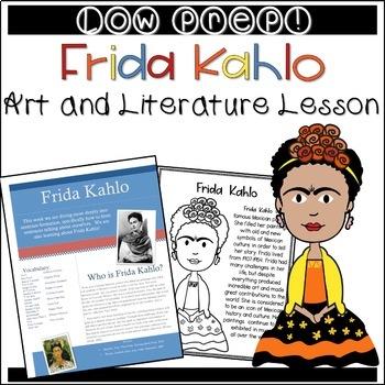 Frida Kahlo Lesson