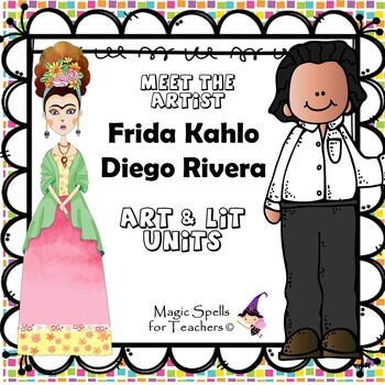 Frida Kahlo and Diego Rivera - Meet the Artist of the Mont