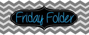 Friday Folder Logo