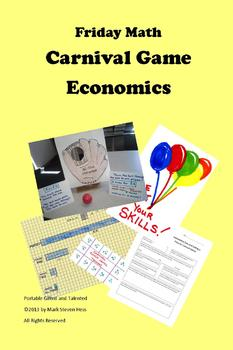 Friday Math - Carnival Game Economics and Common Core Math