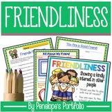 Friendship - Friendliness Skills and Making Friends