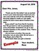 Friendly Letter in Google Slides  {$1.50}