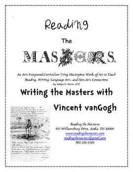 Writing: Friendly Letter with VanGogh