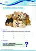 Friends - A Stuffed Animal Friend - Grade 9
