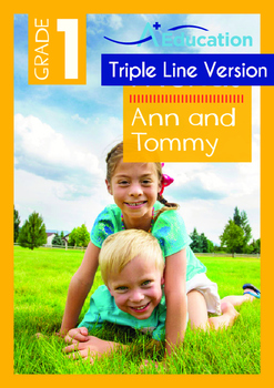 Friends - Ann and Tommy - Grade 1 (with 'Triple-Track Writ
