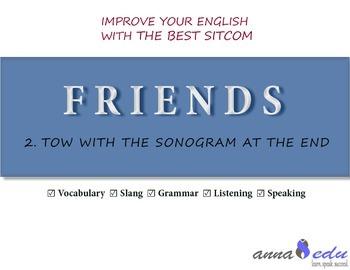 Friends ESL - Season 1 - Episodes 1 - 8 - Worksheets