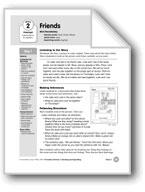 Friends (Everyday Literacy)
