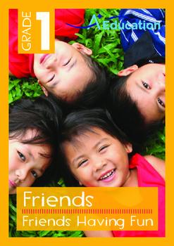 Friends - Friends Having Fun - Grade 1