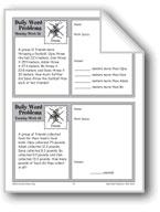 Friends (Grade 4 Daily Word Problems-Week 26)