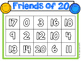 Friends of 20 BINGO (Addition Facts to 20)