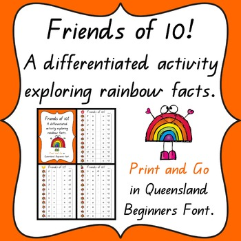 Friends of 10 Rainbow Facts