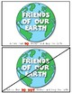 {Friends of Our Earth} Sorting Cards and Writing Response