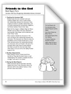 Friends to the End (Book Report)